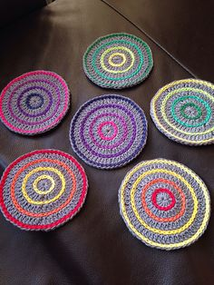 Ravelry: Project Gallery for Roller Coasters pattern by Kirsten Ballering