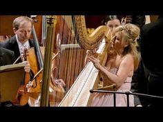 Jan Křtitel Krumpholtz Harp Concerto in B flat major Op.7 No.5, Jana Bou...