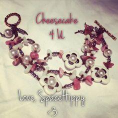 Cheesecake 4 U bracelet