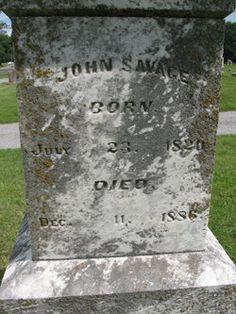John Savage (1820 - 1886) - Find A Grave Memorial