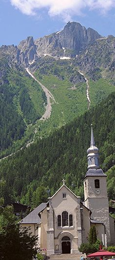 Chamonix - Romantic Chamonix in summer is perfect destination for hiking. A must for anyone's bucket list.