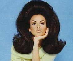 Priscilla Presley AND HER HAIR