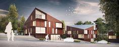 Bygge på parkmark - förändringar väntar i Hässelby villastad