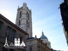Passeios Culturais em Paris: A Torre Clóvis e a Abadia Santa Genoveva