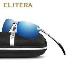 ELITERA 2017 New brand Men Polarized Sunglasses Sports Men Color film Driving Sun Glasses oculos Eyewear Accessories Wholesale-in Sunglasses from Men's Clothing & Accessories on Aliexpress.com | Alibaba Group