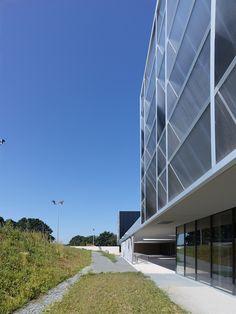 Gallery of Guingamp / Agence d'Architecture Robert et Sur - 13