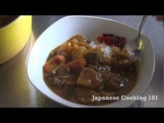 Curry and Rice Recipe Video - Japanese Cooking 101 | Easy Japanese Recipes