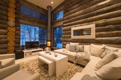 Log Home Decorating Rustic and unique styling help for a super log feel area. log home decorating modern bedrooms plan reference generated on 20190117 House Decor Rustic, Rustic Fireplaces, Rustic Farmhouse, Log Home Decorating, Rustic Cafe, Rustic Living Room, Rustic Bedroom, Rustic Porch, Rustic House