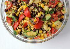 This Grand Adventure: Chelsa-Bea: Zucchini, Corn and Black Bean Salad