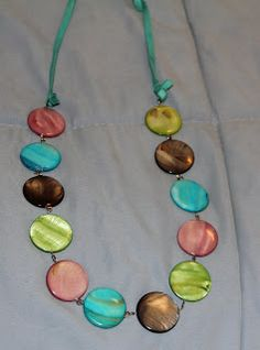 Cup of Delight: Anthropologie Inspired Necklace {Faux Friday}