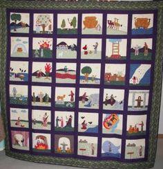 16 Best Bible Quilts Images On Pinterest Quilt Block