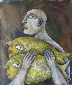 """Lora Beloivan - """"Bought Two Fishes"""", 2010"""