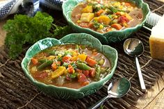 The Very Best Vegetable Soup Recipe