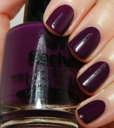 **Seche - Clever & Confident (Clever & Confident Collection Fall 2013) / LetThemHavePolish!