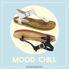 Today's mood: Chilling with our extra comfy sandals. Just dropped these babies in stores this week! Happy Thursday everyone! #primadonnaSS15 #primadonnaph #primadonna  Visit at upper ground floor  #SMStaMesa #fashionforward