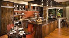 Imágenes de Cocinas fotos de decoracion Diseño de Interiores Cocinas Modernas  decoracion de cocinas