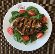 Balsamic Grilled Chicken Breasts