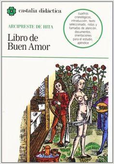 Libro de Buen Amor . (CASTALIA DIDACTICA. C/D.): Amazon.es: J. L. ...