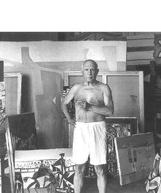 Atelier de Californie, Cannes  Picasso, 1956