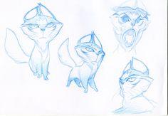 CATSUKA - Comic book / animation artist Enrique Fernandez...