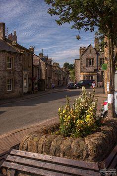 Tideswell Village, Derbyshire
