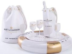 MOET-CHANDON-ICE-IMPERIAL-CHAMPAGNE-55CMS-BEACH-BAG-DUFFLE-BAG-ROPE-HANDLE-NEW