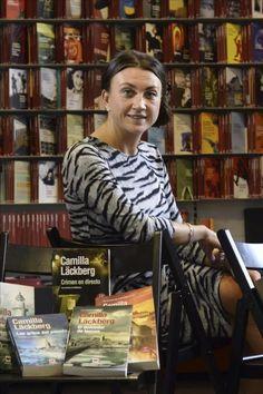 """Lackberg dice que la gente se """"identifica"""" con sus libros porque """"todos somos universales"""""""
