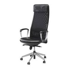 MARKUS Swivel chair - IKEA $200  Rated one of five best by life hackers.  For sure the least expensive of the five, polled readers chose the Markus as 2nd best deal...one they would choose. I agree. Best I have seen for $