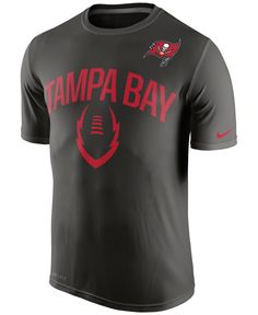 Nike Men's Tampa Bay Buccaneers Legend Icon T-Shirt