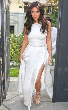 Kim Kardashian flagra homem invadindo sua casa e chama polícia