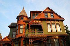 Dream Victorian House