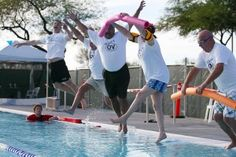 OV continues to celebrate aquatic center, selected for national competition