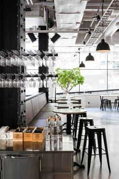 Usine Restaurant in Stockholm by Richard Lindvall   Yellowtrace