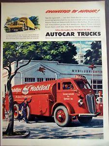 vintage+ford+red+truck+ads | eBay
