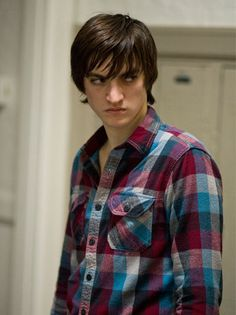 Richard Harmon plays Alec's step-brother Julian Randol in Continuum
