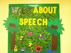Wild About Speech Bulletin Board