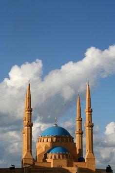 Khatem Al Anbiyaa Mosque, Beirut , Lebanon