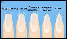 Что может рассказать о вашей личности форма ногтей? #test #testing #тест #интересно #психология #самоеинтересное