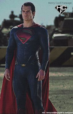 Henry Cavill-Man of Steel (2013)-13 by Henry Cavill Fanpage, via Flickr, Screencap & editing by KP for the HCF!