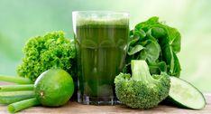 Suco Verde com Água de Coco Para Emagrecer até 4Kg em 5 Dias | Dicas de Saúde