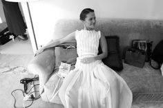 See Alicia Vikander, Brie Larson, Kate Hudson and More Celebs Getting Ready for the Golden Globes  - TownandCountryMag.com