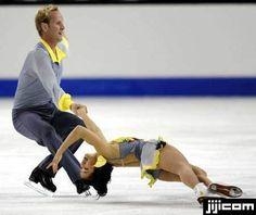 Rena Inoue/ John Baldwin, ISU Grand Prix of Figure Skating 2008/2009, Skate America, SP