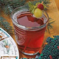 Red Fruit Punch