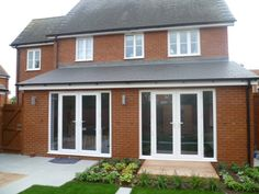 Rear House Extension Bedford