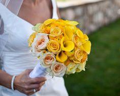 Yellow Wedding Flowers Wedding Flowers Photos on WeddingWire
