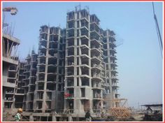 #SHRI Group 8 Jan 2014 Construction Progress of Tower-9