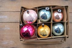 SALE Antique Vintage Christmas Ornaments Poland by BirdinHandVTG