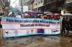 Más de un centenar de personas exige en A Coruña una ley gallega de identidad de género. Más de un centenar de personas ha exigido este sábado en A Coruña la elaboración de una ley gallega de identidad de género que garantice los derechos de las personas independientemente de su diversidad sexual y afectiva. Europa Press   La Vanguardia, 2016-10-23…