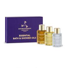 Aromatherapy Associates Essentials - Relax, De-Stress, Revive