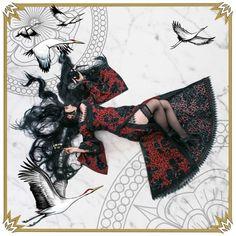 Yuuko Ichihara / XXX Holic / Ferasha / Cosplay / Althemy / Japan / Kimono